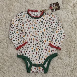 🆕 Matilda Jane Baby PUMPKIN PATCH Bodysuit 12-18M